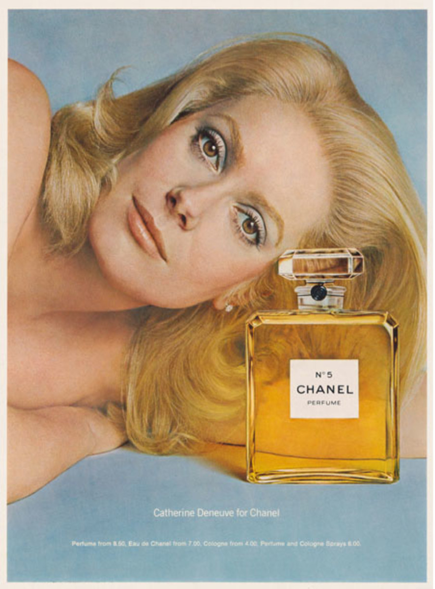 1975_Catherine Deneuve_Richard Avedon