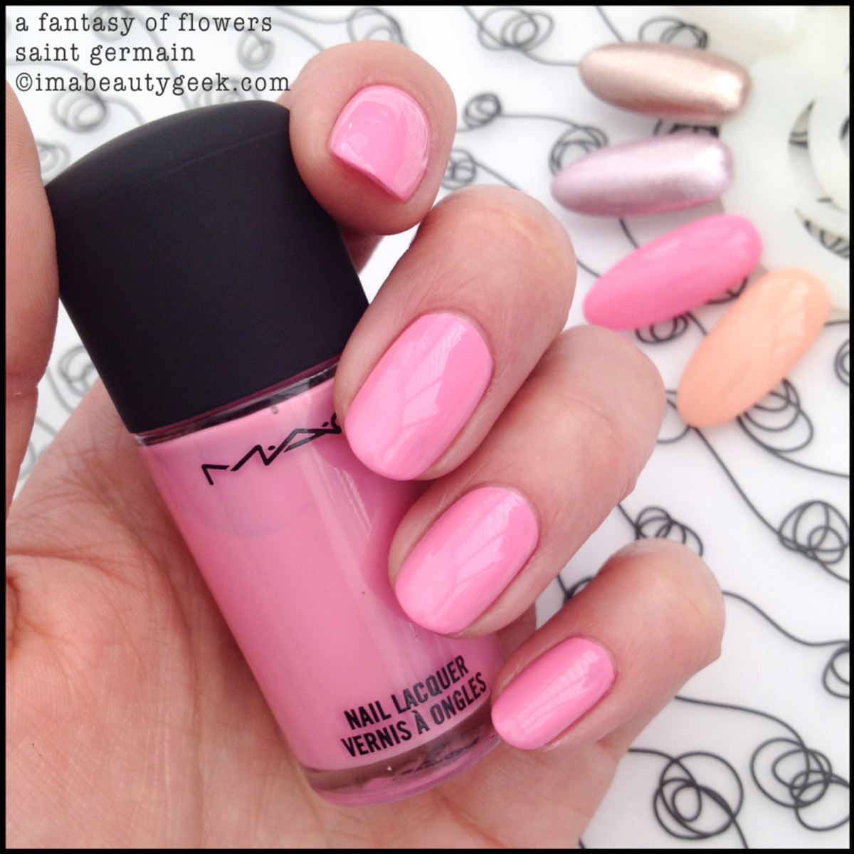 MAC Saint Germain_MAC Fantasy of Flowers
