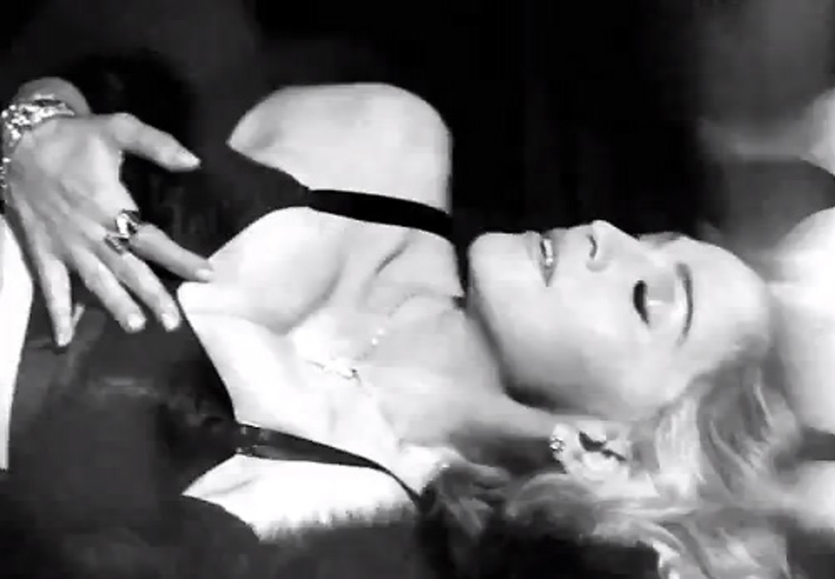 Madonna Truth or Dare commercial
