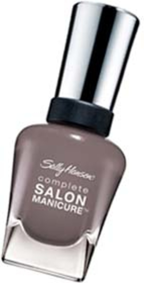 Sally Hansen Complete Salon Manicure polish in Commander in Chic $7.95 at drugstores
