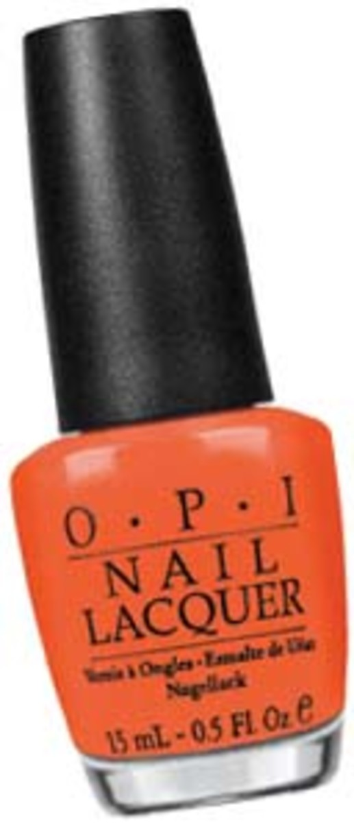 OPI A Good Man-darin is Hard to Find $10.49 at salons