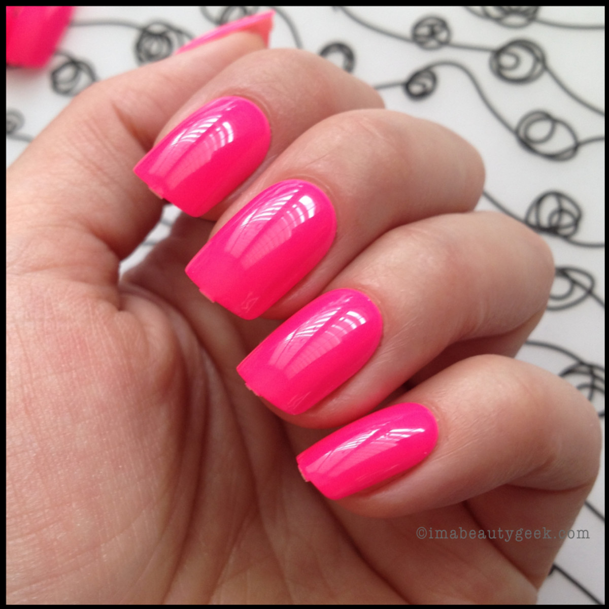 ImPress Nails Unfiled