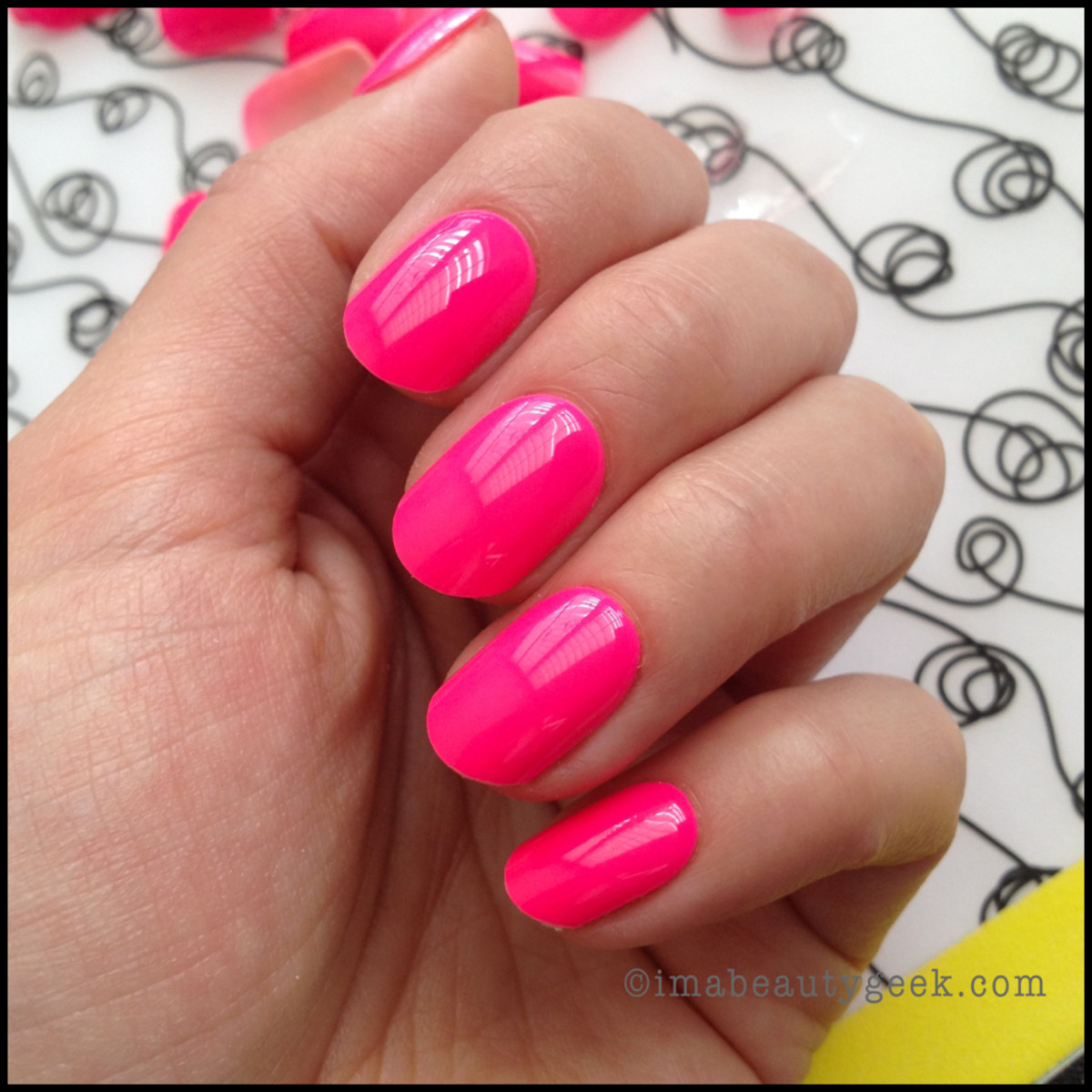ImPress Nails Filed
