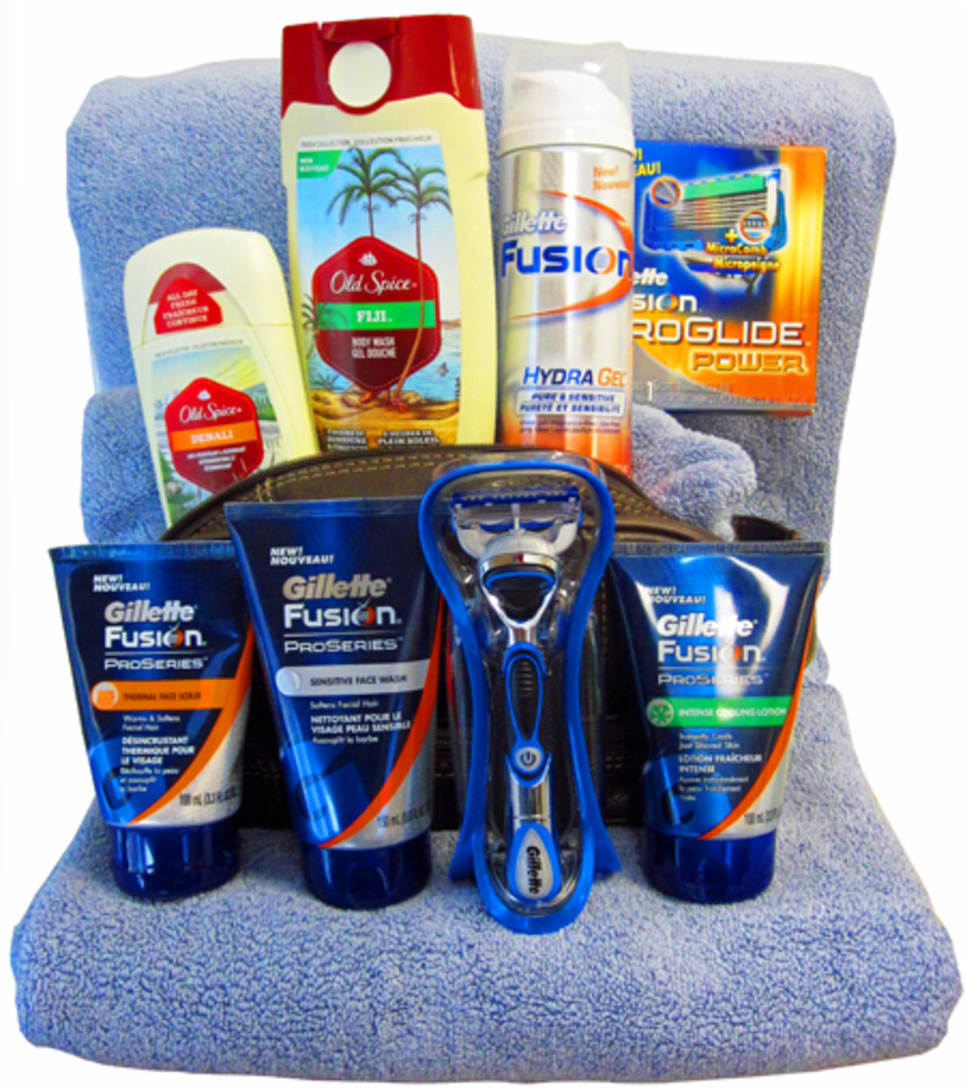 Gillette Father's Day Giveaway