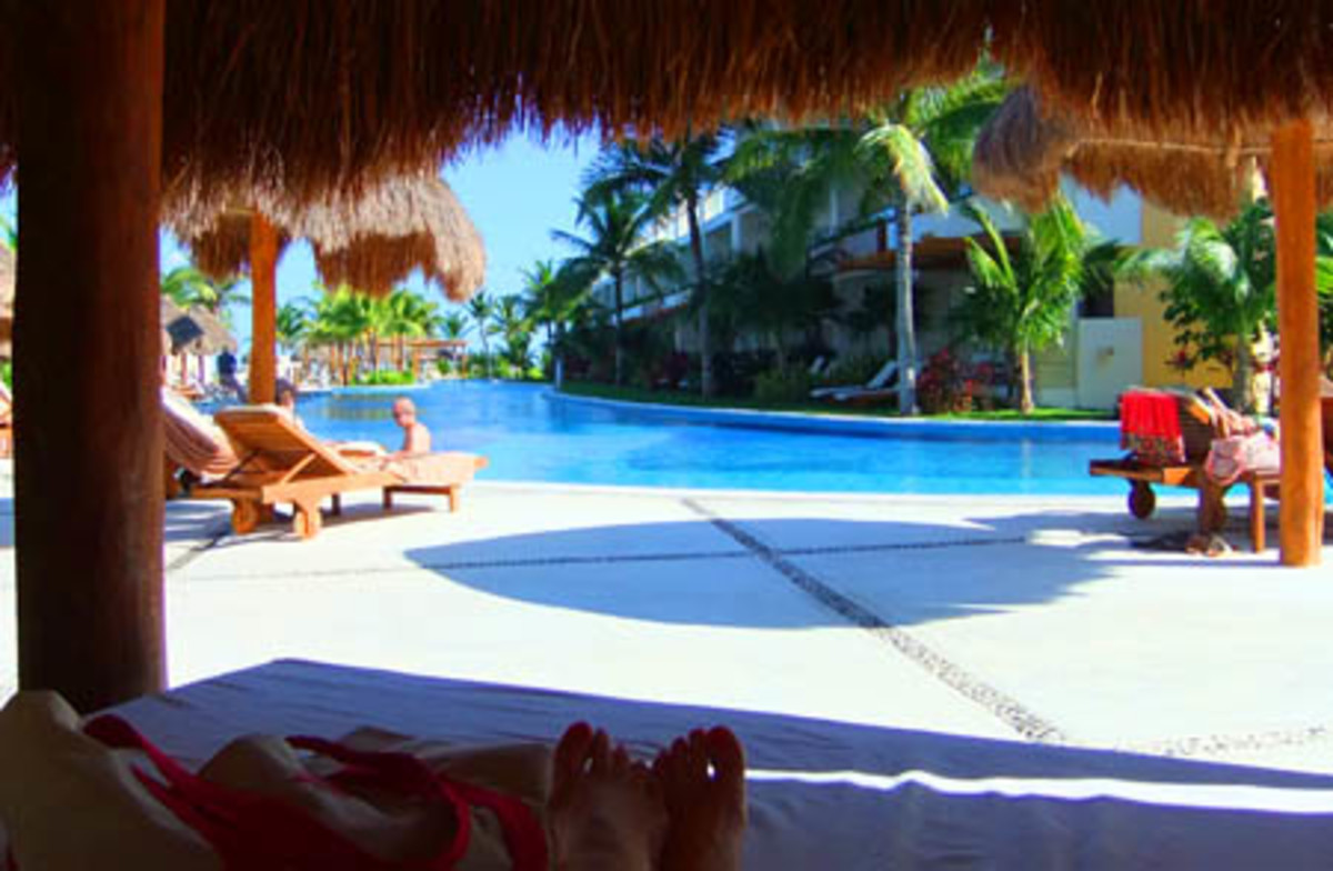 Excellence Playa Mujares_cabana view