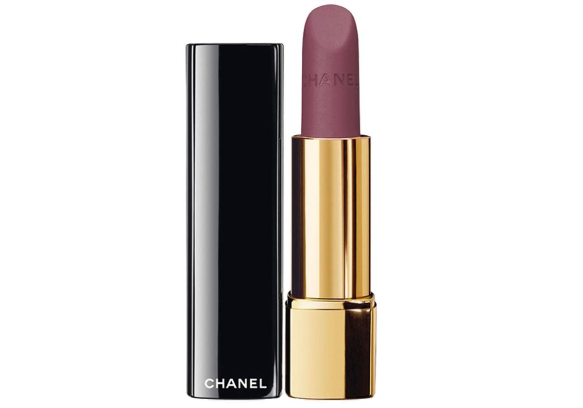 Kiera Knightley TIFF 2014_Chanel Rouge Allure Velvet Lipstick in L'Adoree