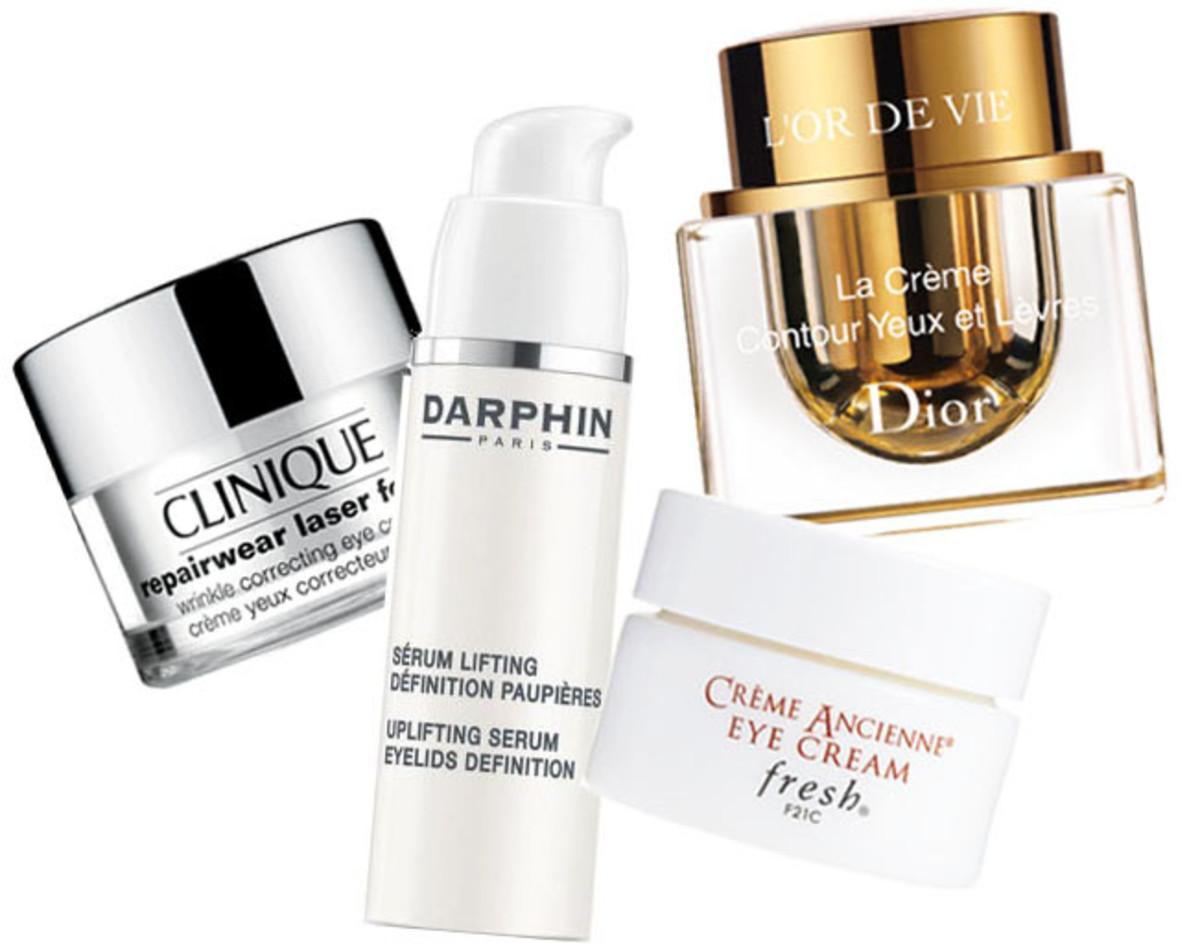 anti-aging eye creams1