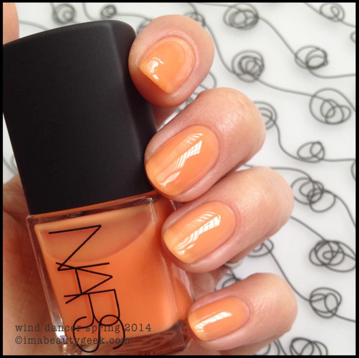 NARS Polish Wind Dancer Spring 2014_2