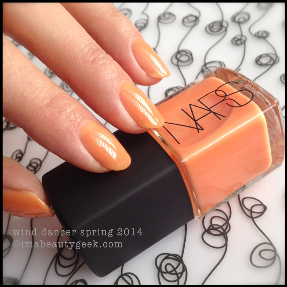 NARS Polish Wind Dancer Spring 2014_1