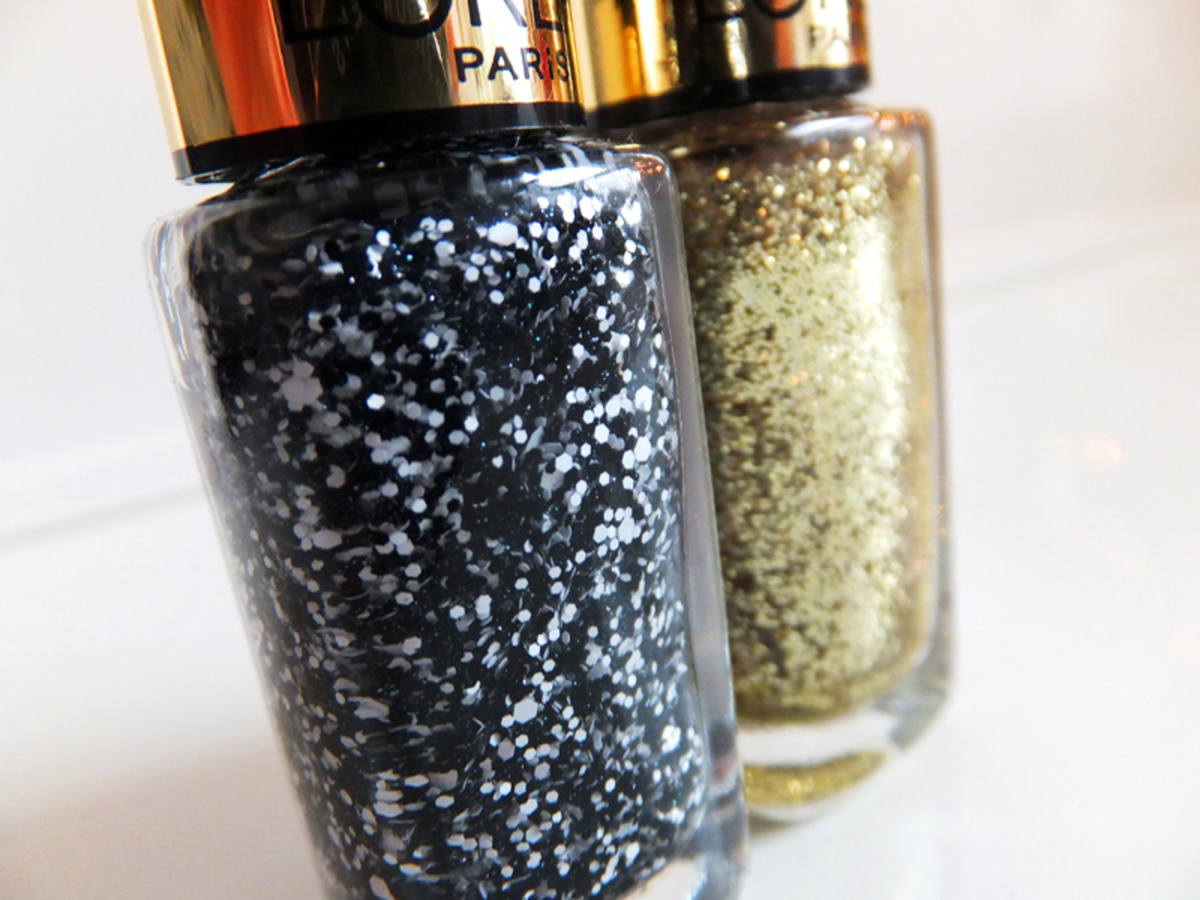 L'Oreal Paris Colour Riche Top Coat Dots