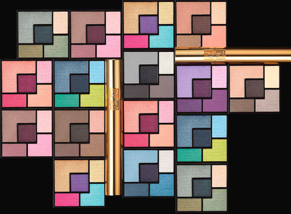 YSL Couture Palette collection_Yves Saint Laurent