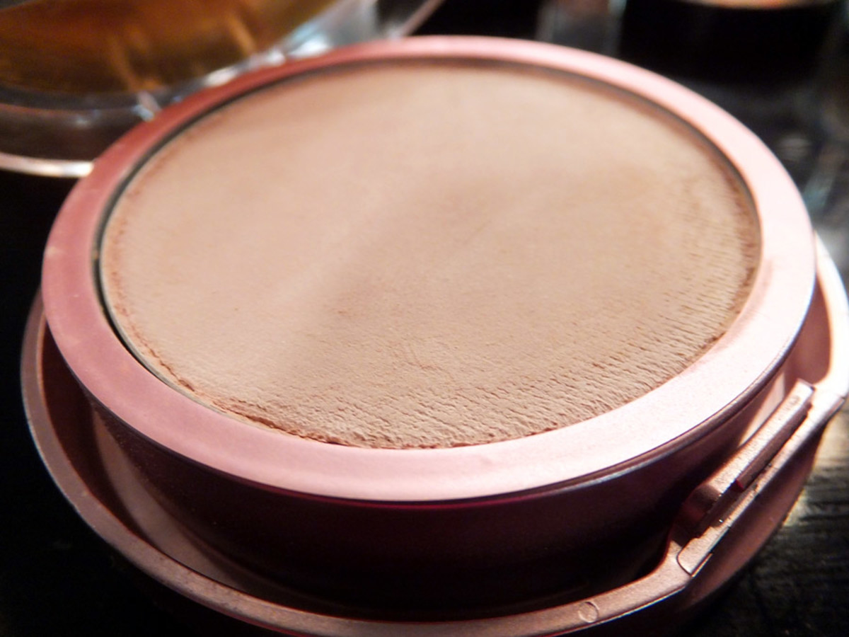 Maybelline Dream Wonder Powder_open