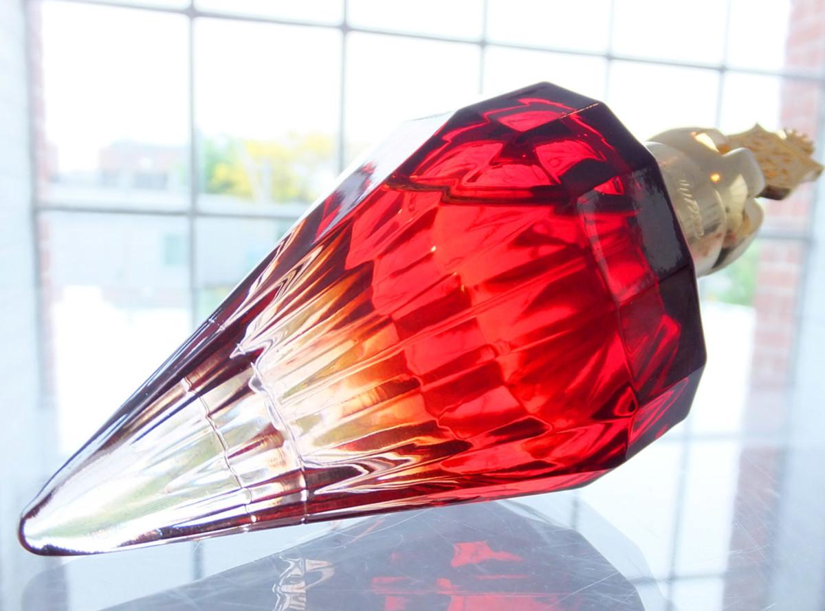 Katy Perry Killer Queen_the bottle