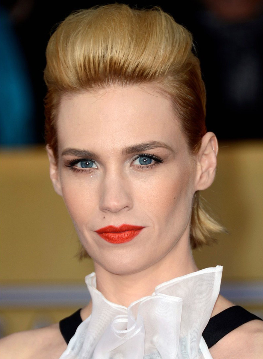 January Jones_SAG Awards 2013
