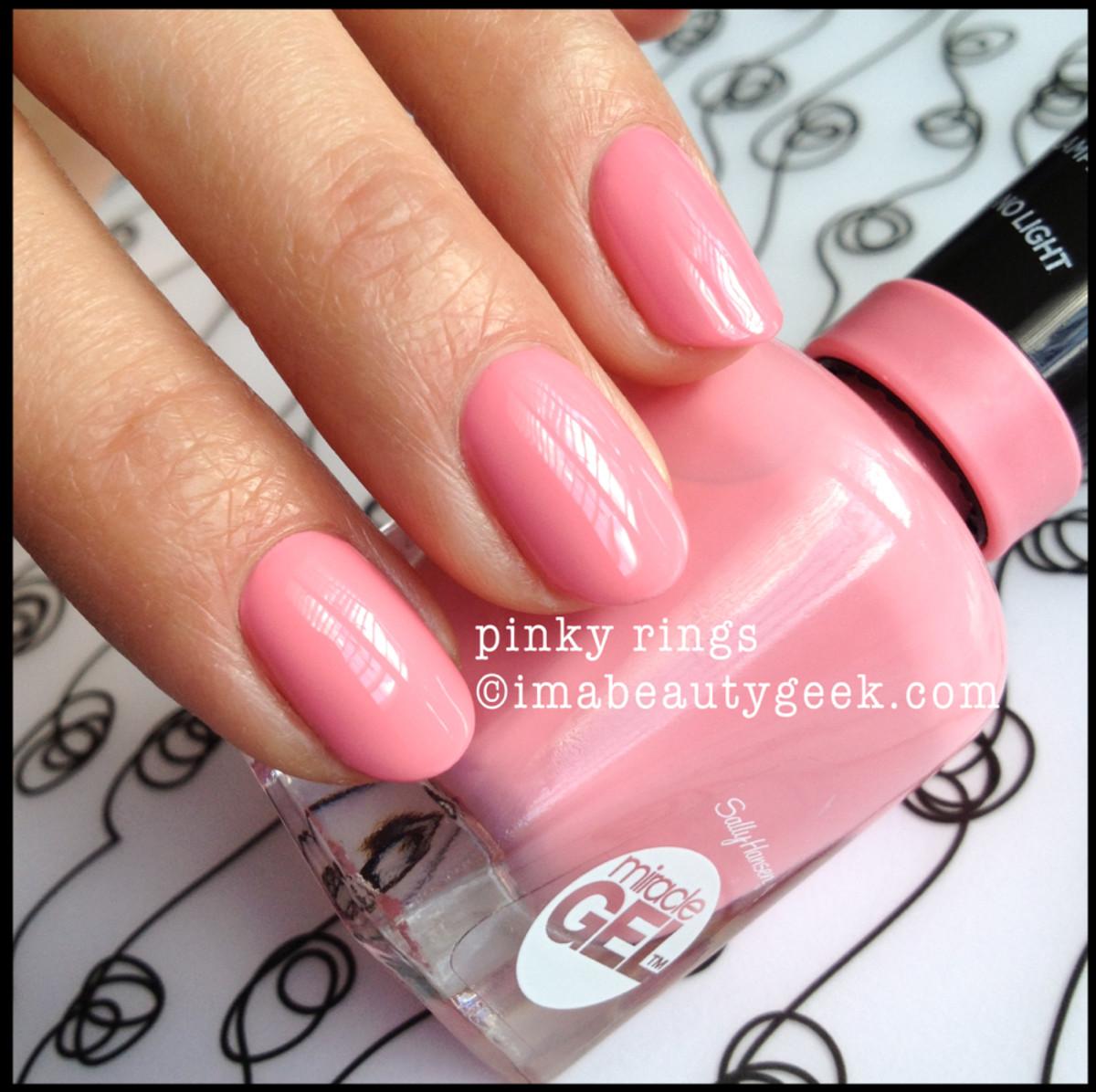 sally hansen pinky rings