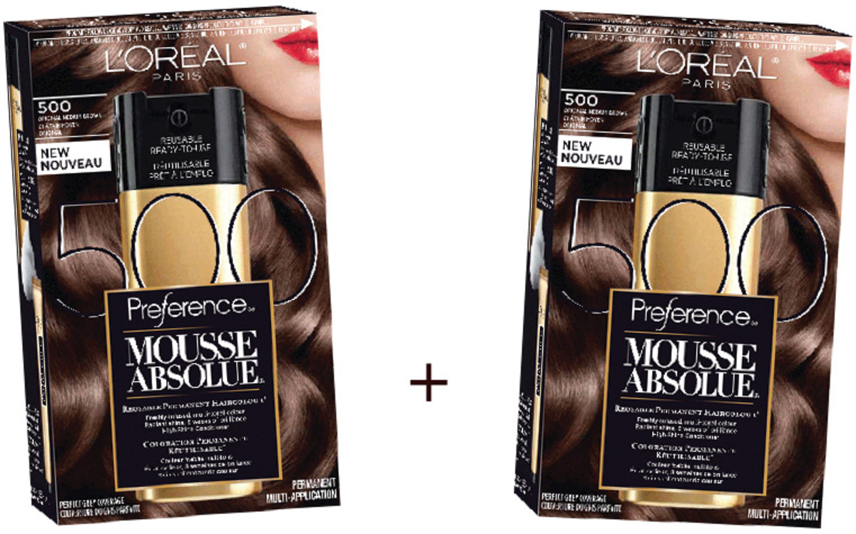 How to go from blonde to brunette with L'Oreal Paris