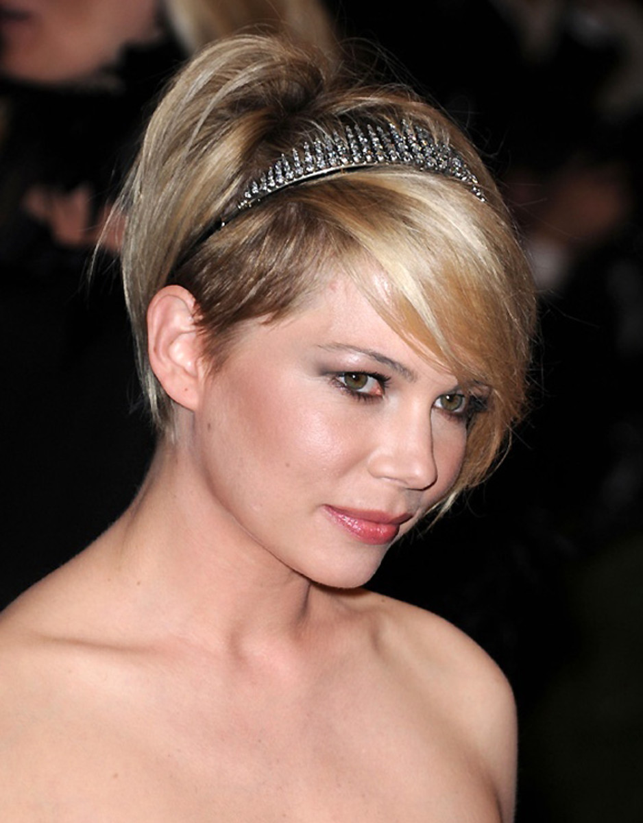 Michelle Williams_2013 Costume Institute Gala - PUNK: Chaos To Couture