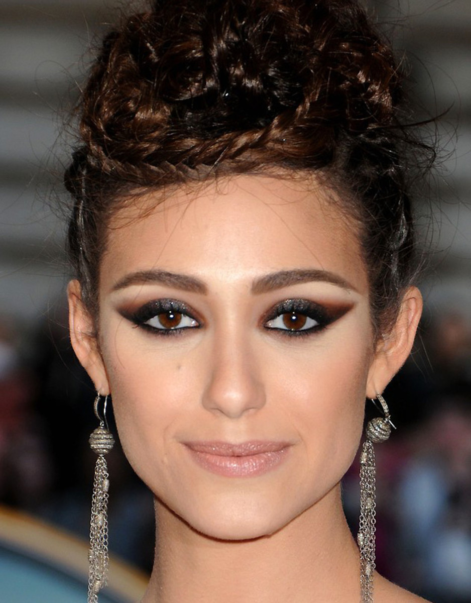 Emmy Rossum _2013 Costume Institute Gala - PUNK: Chaos To Couture