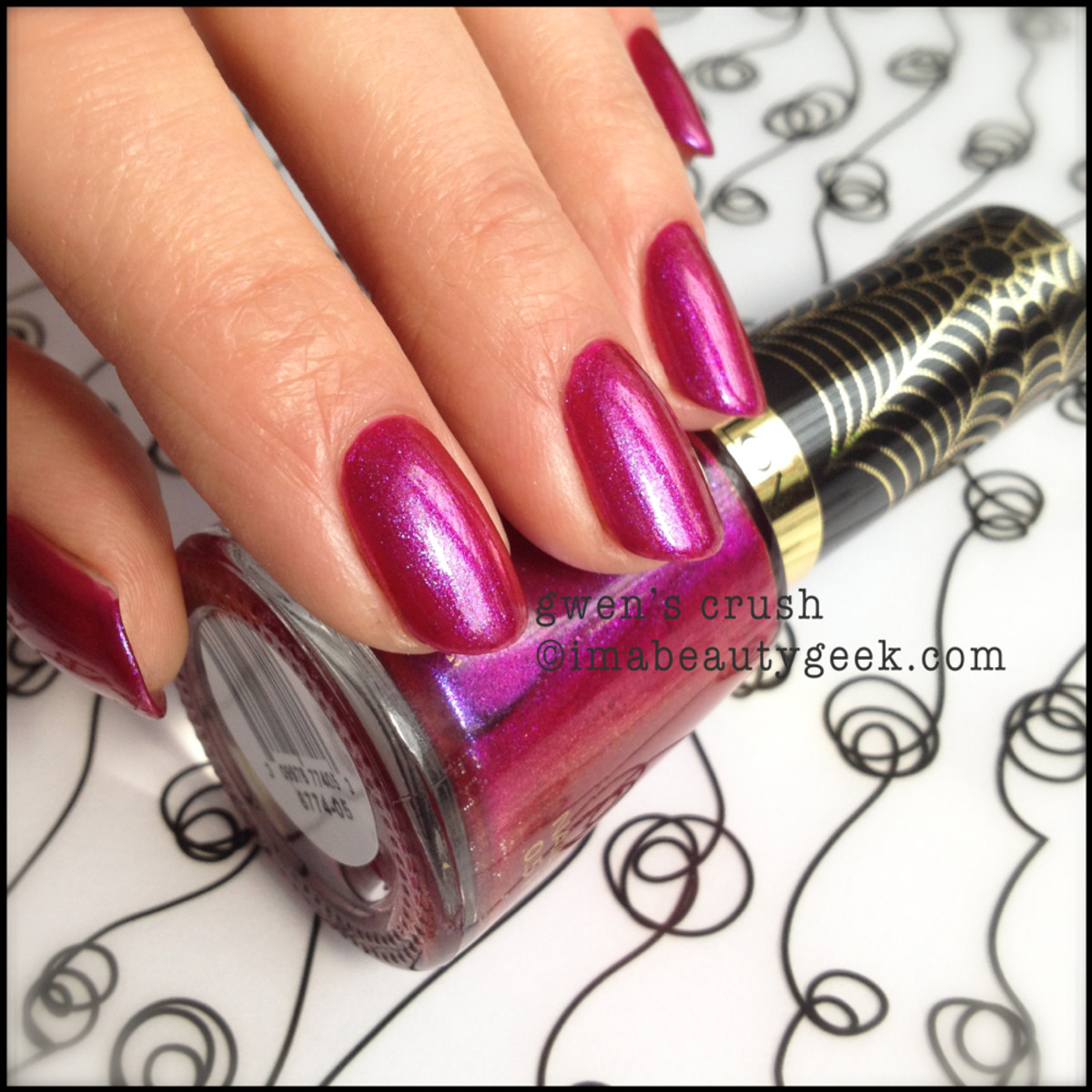 Revlon Spiderman Gwen's Crush Electric Chrome