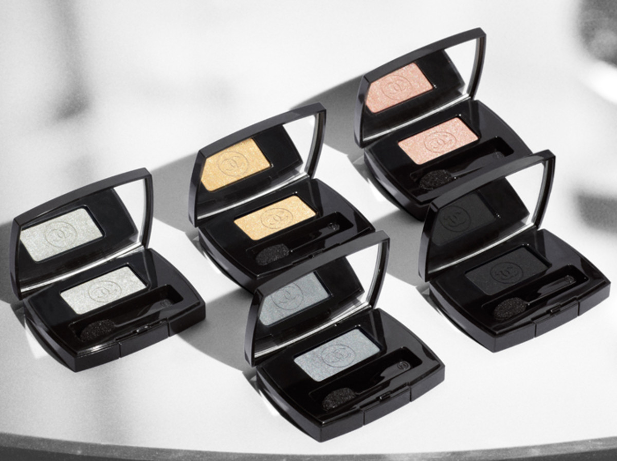 Chanel Fall 2012 Soft Touch Eye Shadow singles