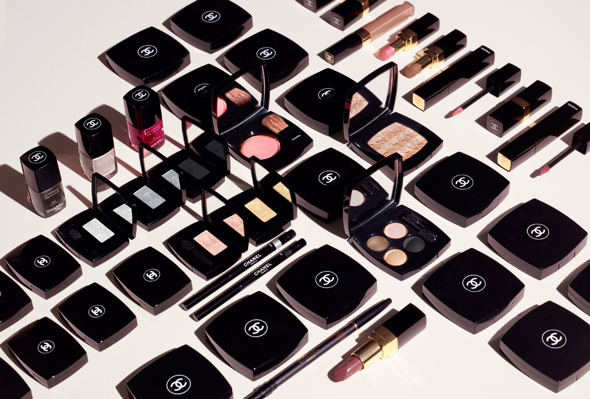 Chanel Fall 2012 Makeup Collection_all