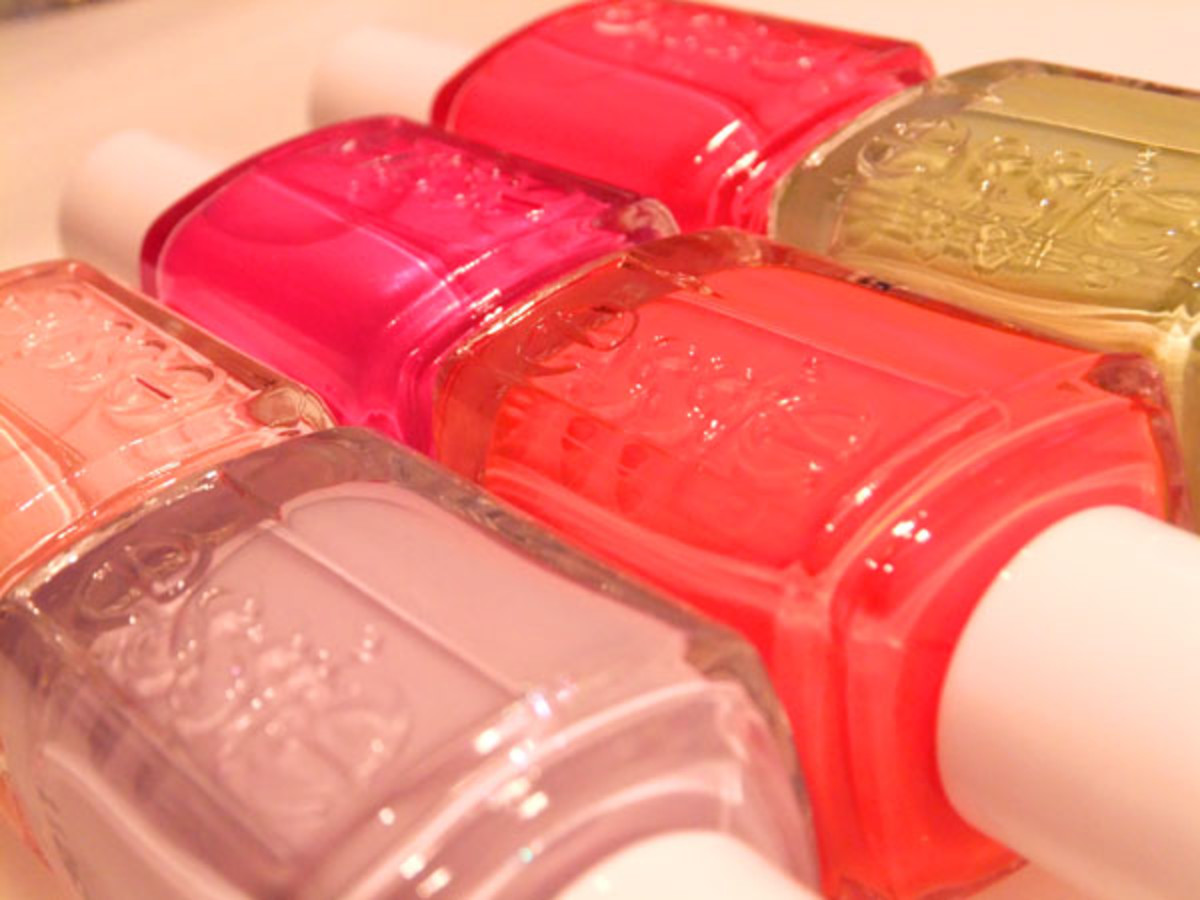 Essie Spring 2012_the A Spring to Invest In