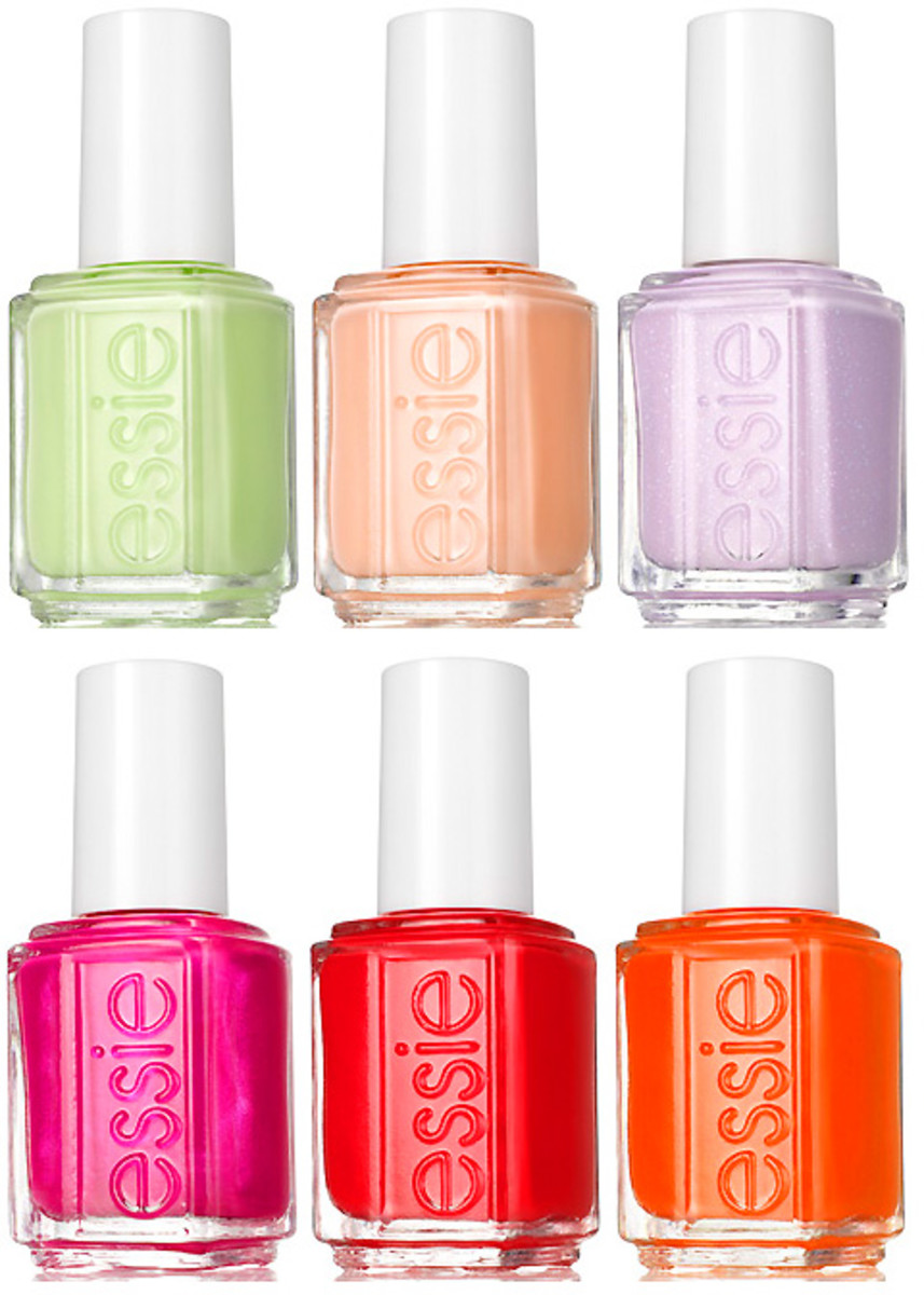 Essie 2010 A Spring to Invest In