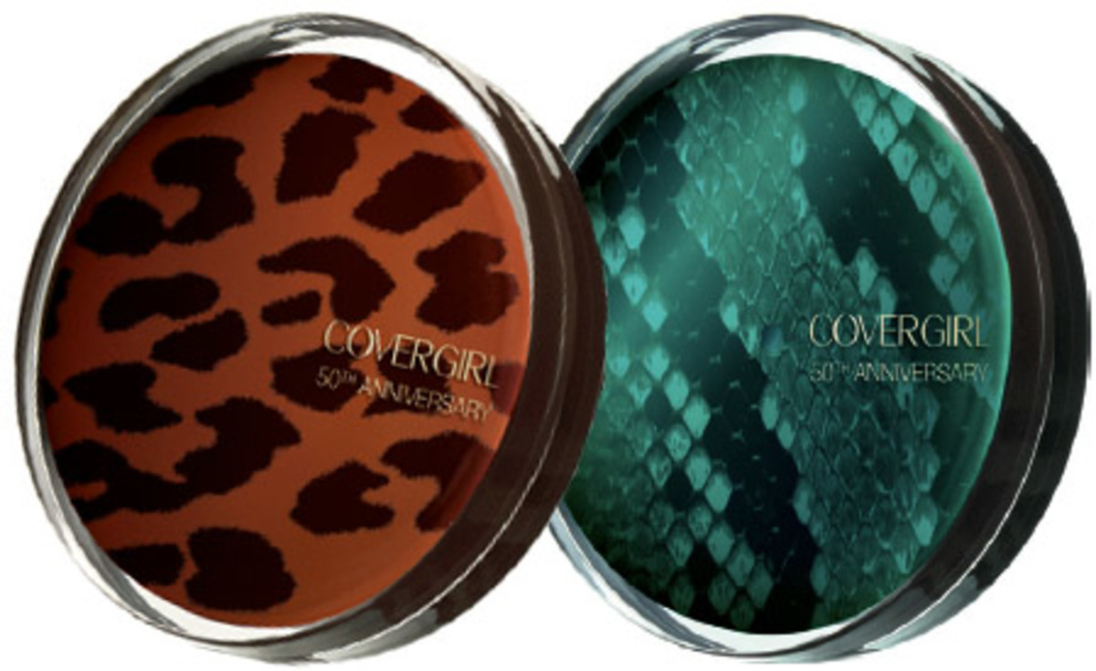 CoverGirl limited edition Clean Compacts