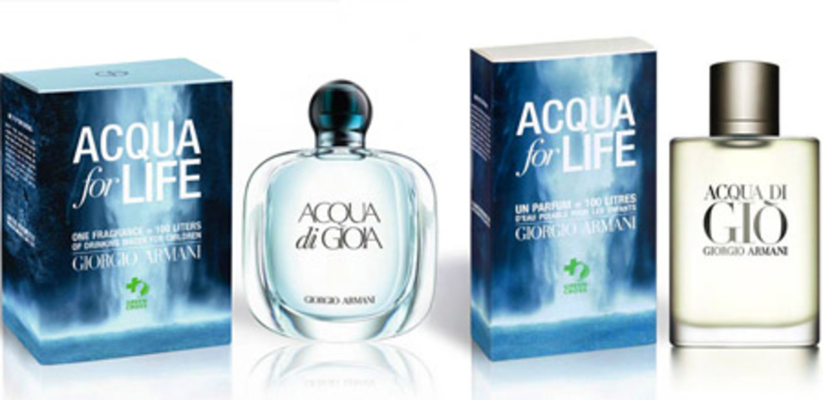Armani Acqua for Life
