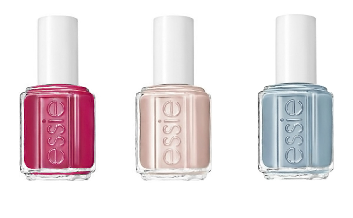 Essie Spring 2014_Essie Hide & Go Chic_Style Hunter_Spin the Bottle_Truth or Flare