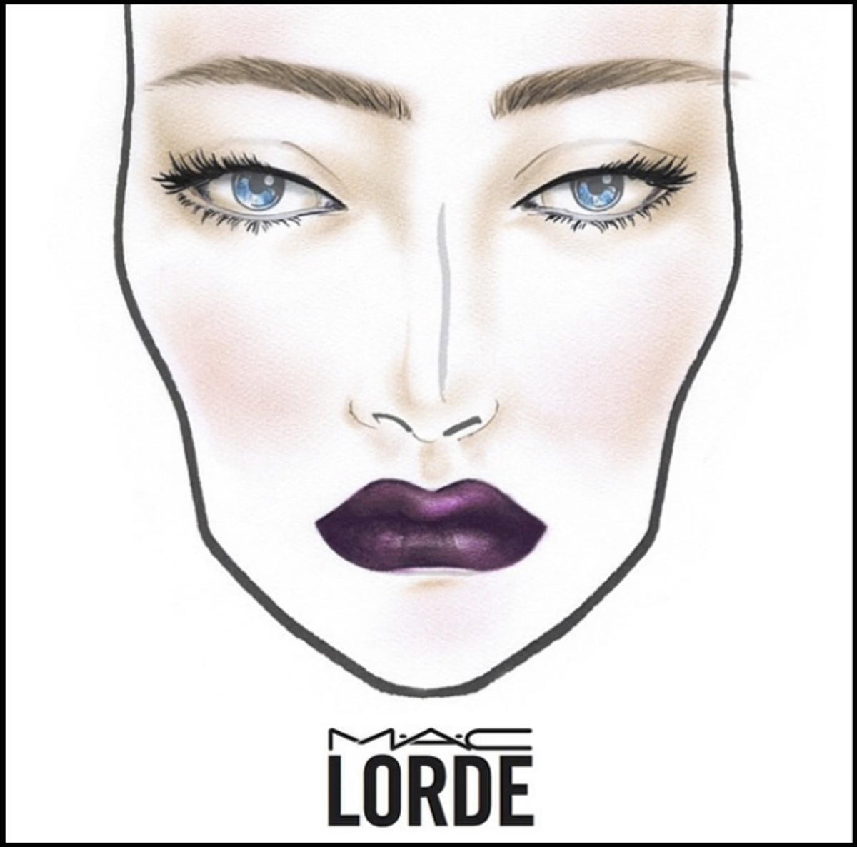 MAC Lorde_summer 2014_maccosmetics