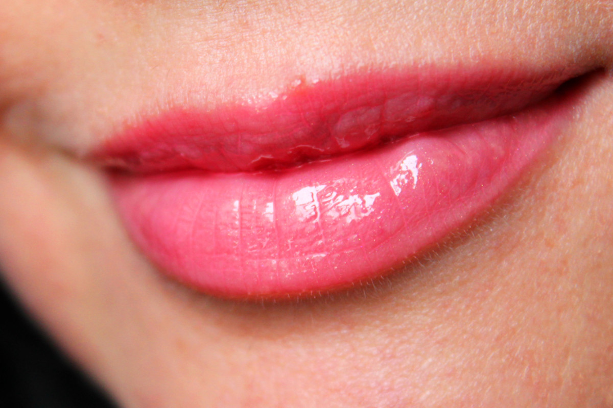 Lancome Lip Love 316 Rose Attrape-coeur_swatch