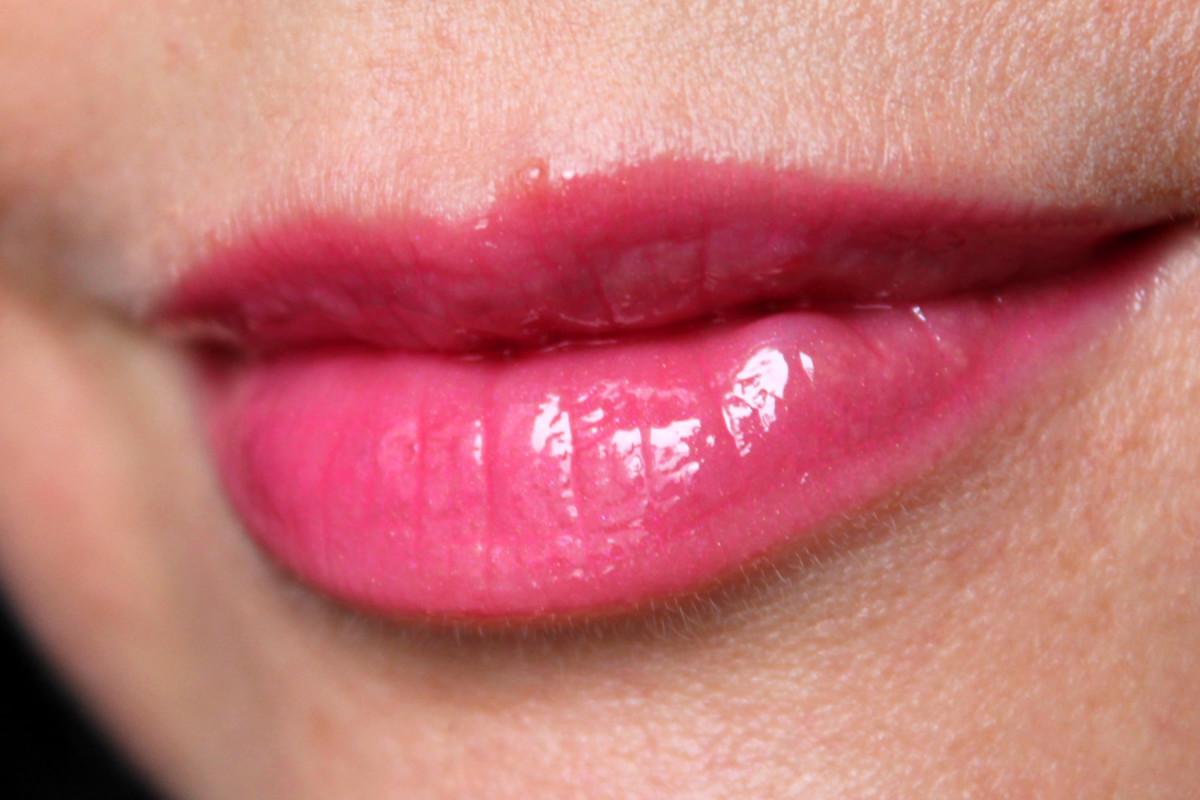 Lancome Lip Lover 337 Lip Love swatch