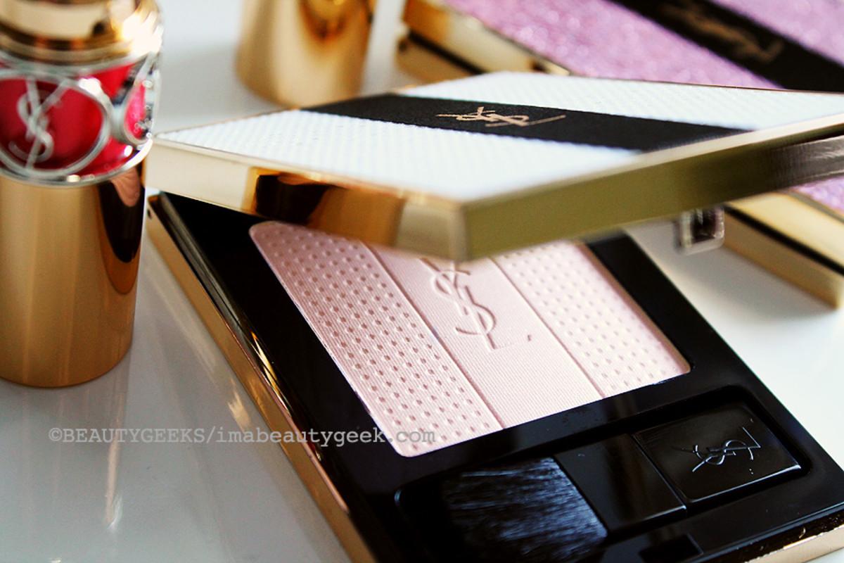 YSL Spring 2015_YSL Palette Lumiere de Jour Glow Enhancing Powder_open