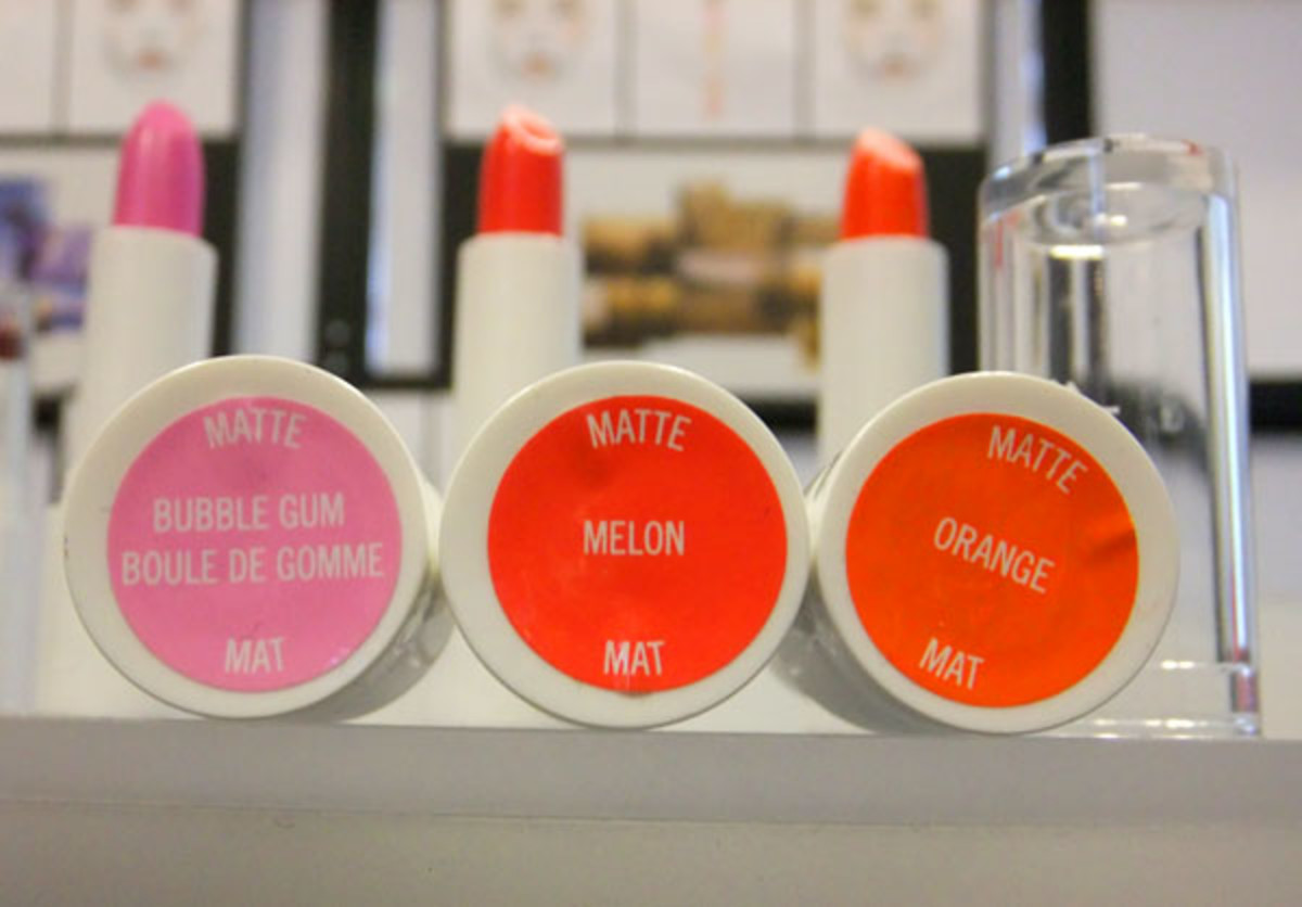 Joe Fresh Matte Lipstick Spring 2012
