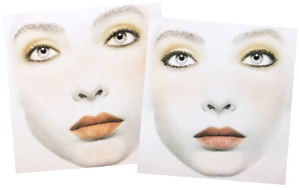 Joe Fresh Face Palette_Neutral looks