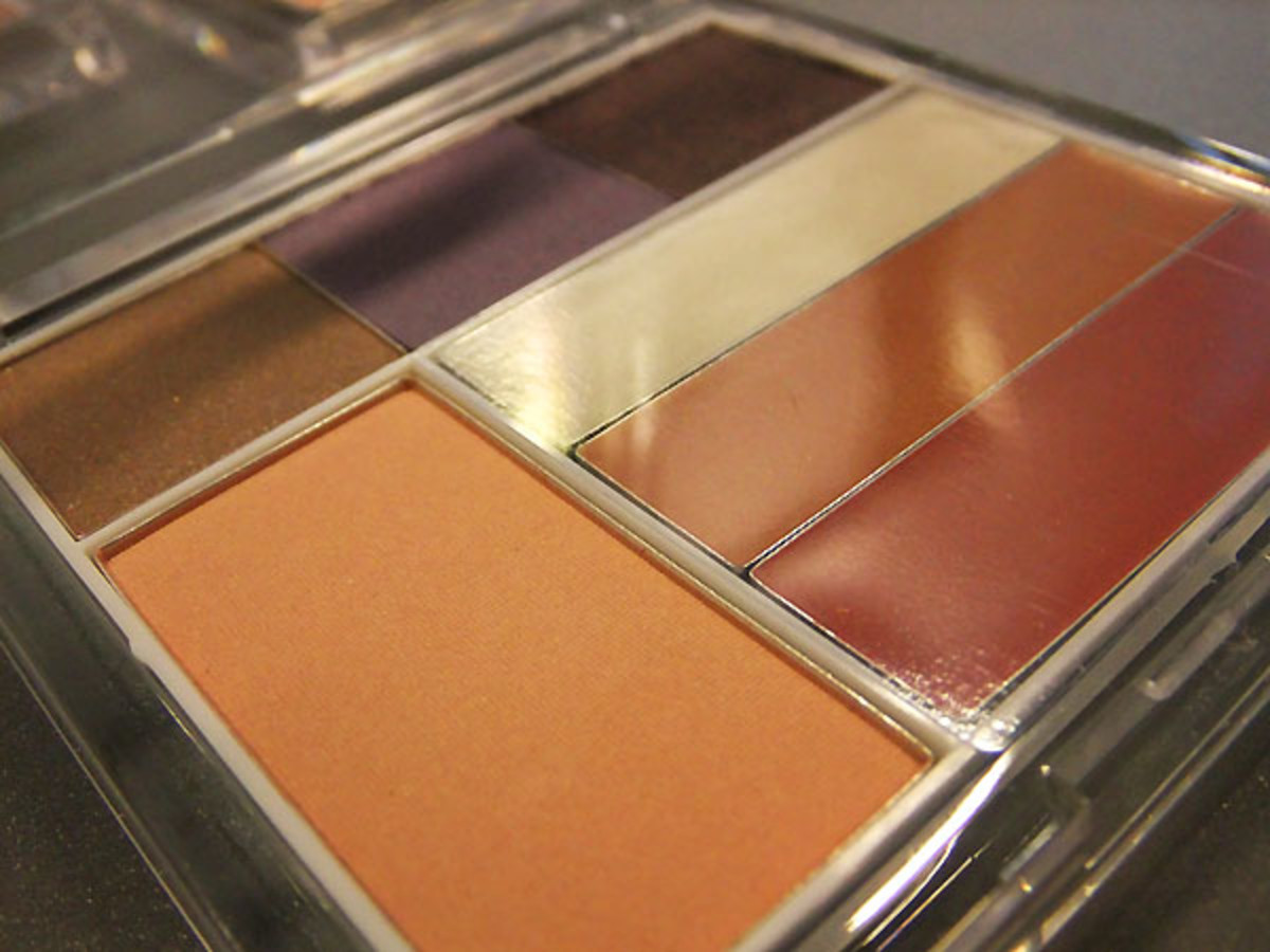Joe Fresh Face Palette_Purple Haze