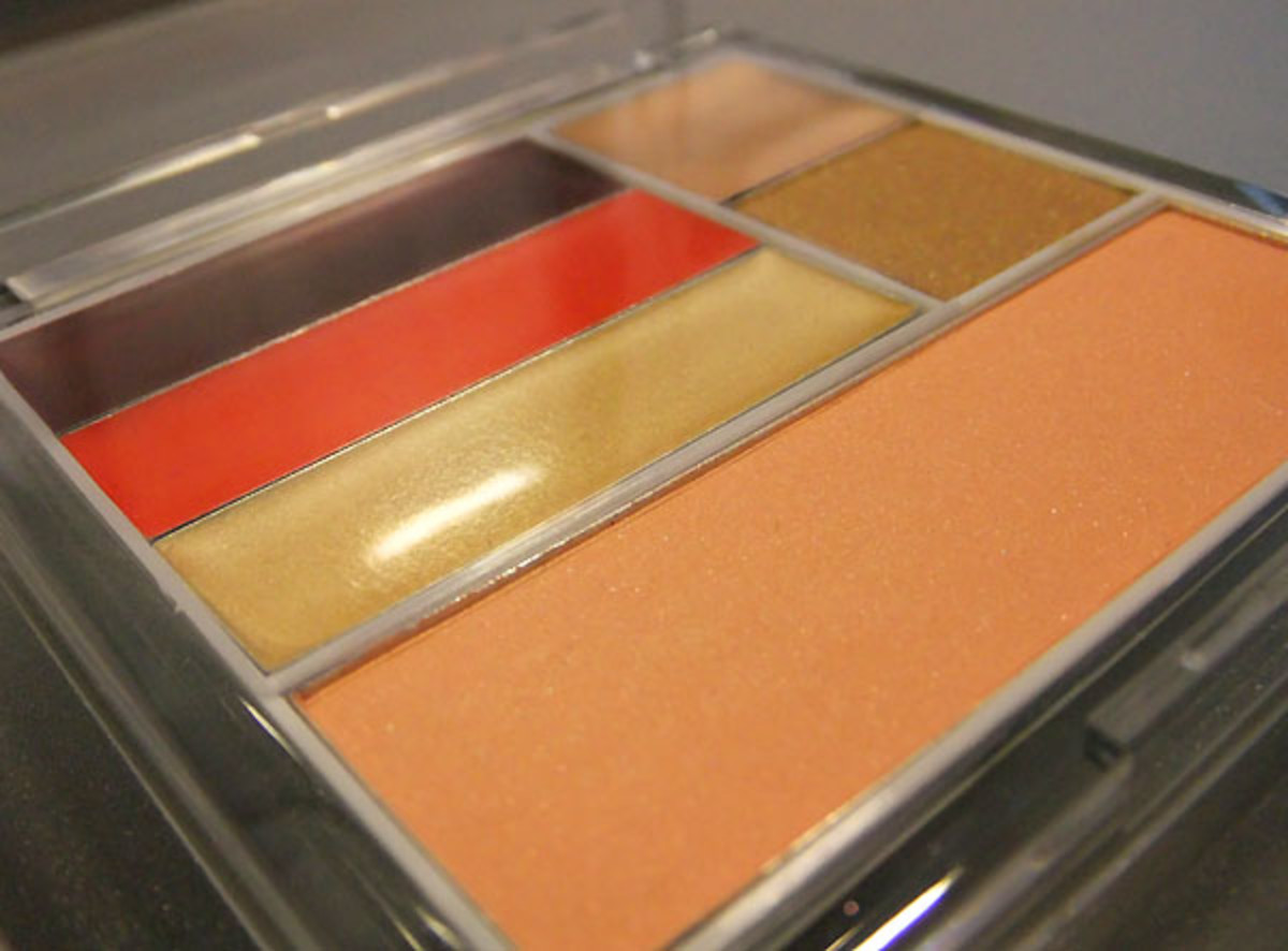 Joe Fresh Face Palette_Bright Burst