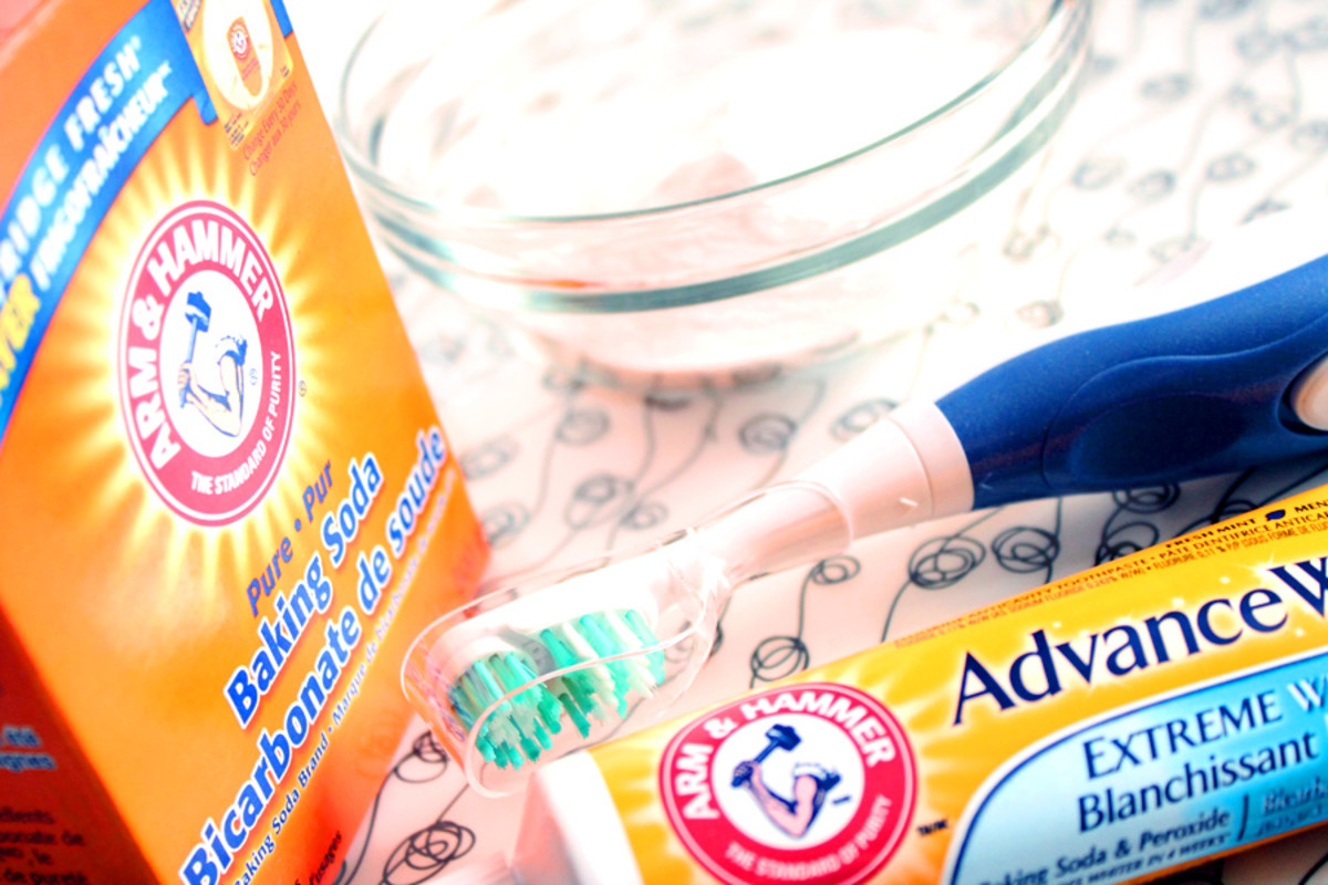 Budget Beauty_multitasking Arm & Hammer Baking Soda_whitening toothpaste_Spinbrush