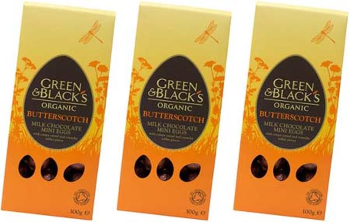 green&blacksbutterscotchminieggs