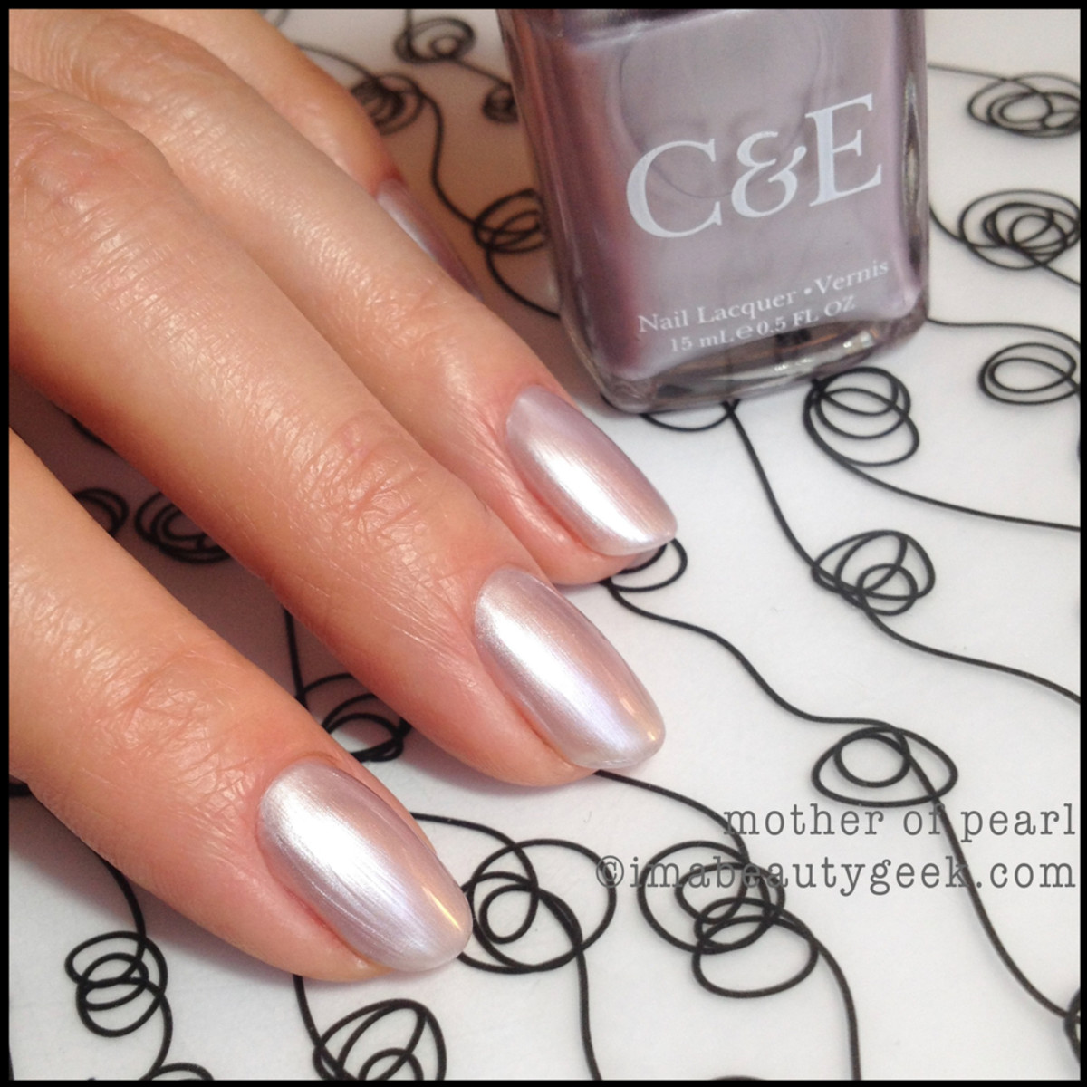 Crabtree & Evelyn Polish Mother of Pearl