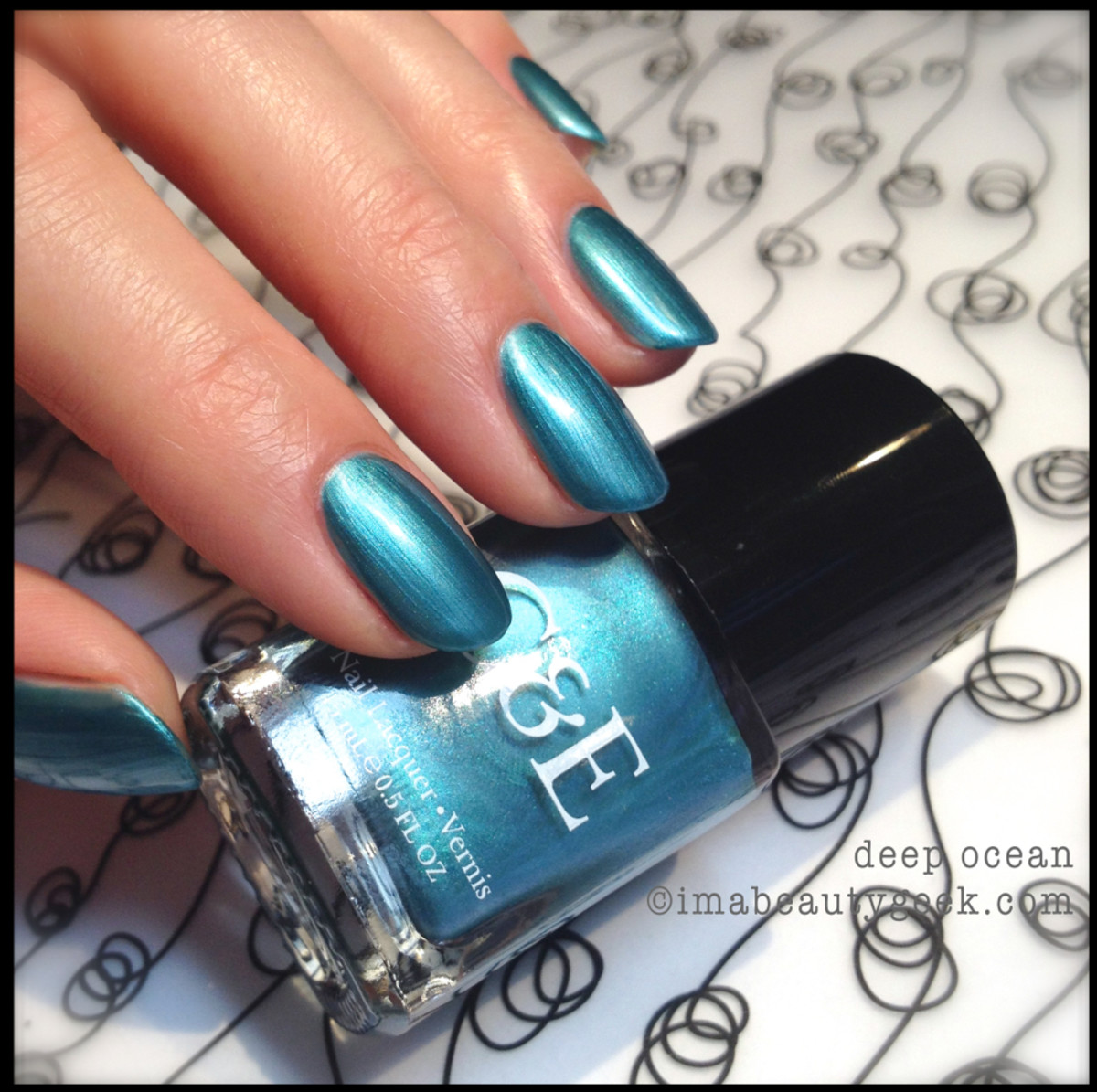 Crabtree & Evelyn Polish Deep Ocean