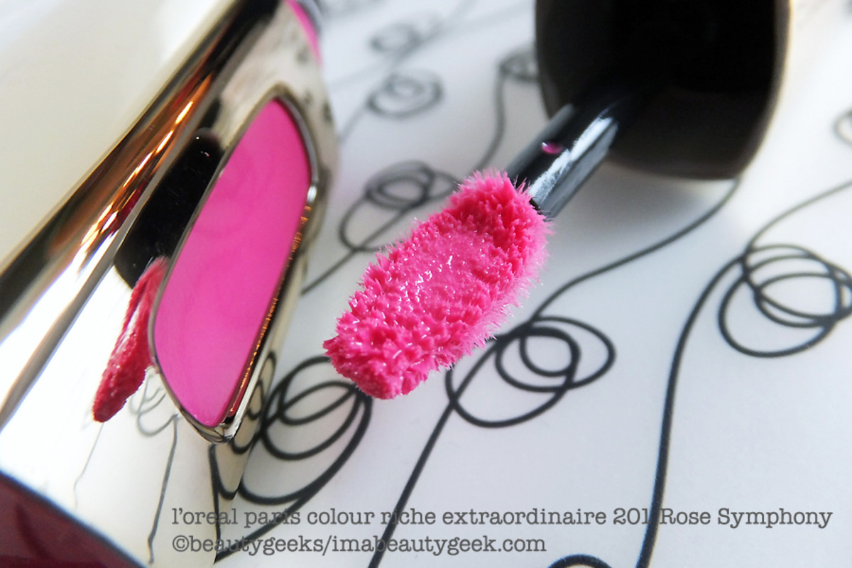 L'Oreal Colour Riche Extraordinaire 201 Rose Symphony