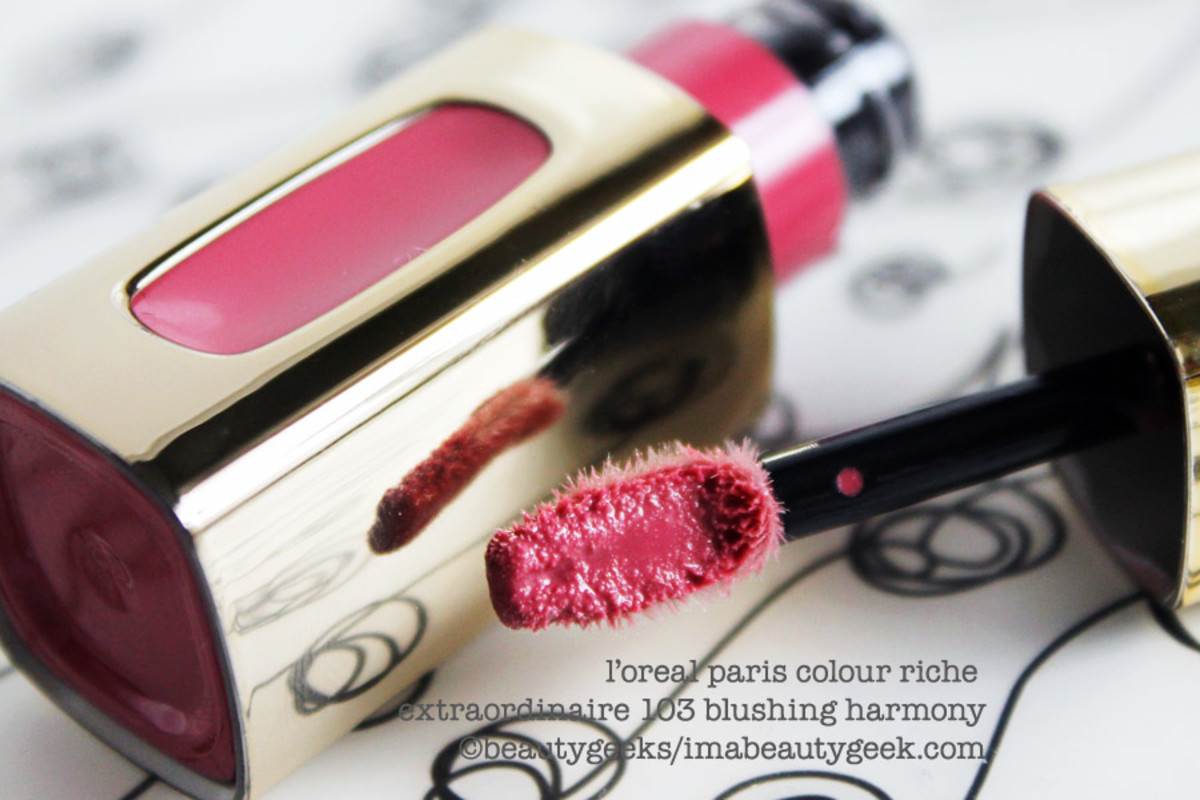 L'Oreal Colour Riche Extraordinaire 103 Blushing Harmony