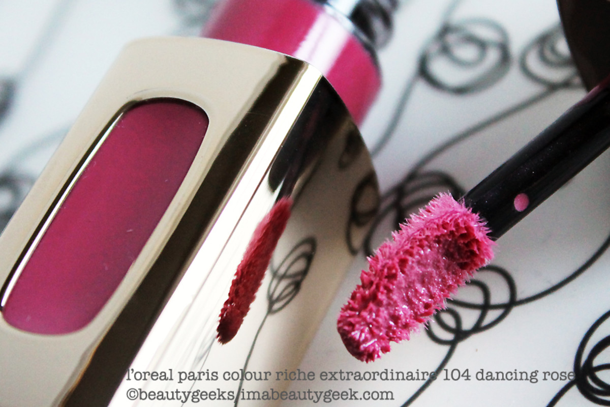 L'Oreal Colour Riche Extraordinaire 104 Dancing Rose