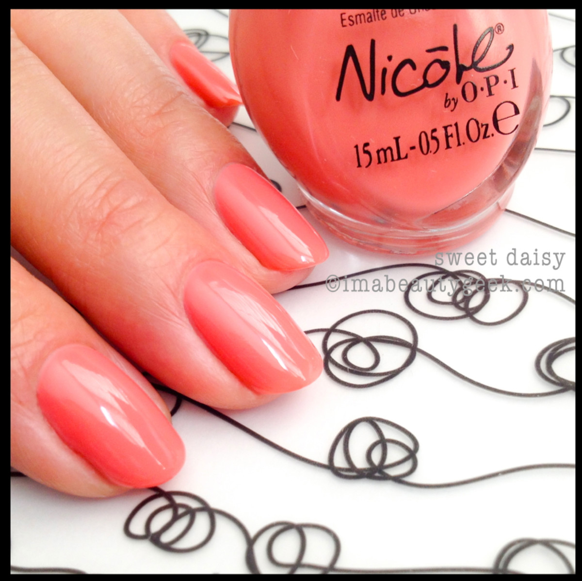 Nicole by OPI Carrie Underwood Color Me Country