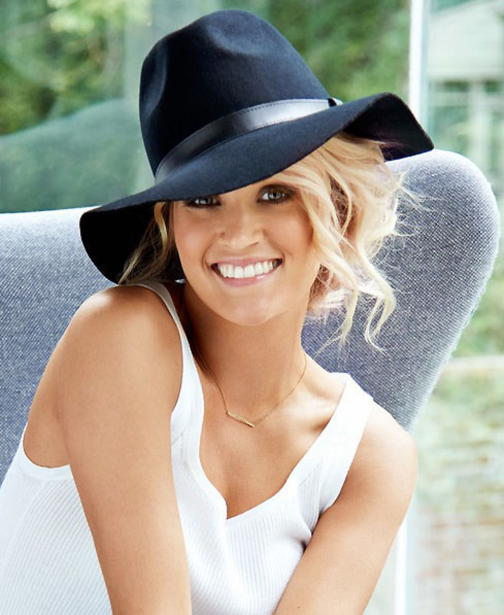 Carrie Underwood_women's health 2013