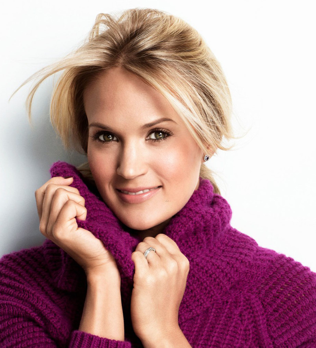 Carrie Underwood_Redbook Dec 2013
