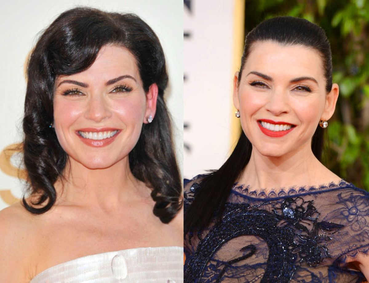 Julianna Margulies_red carpet comparison