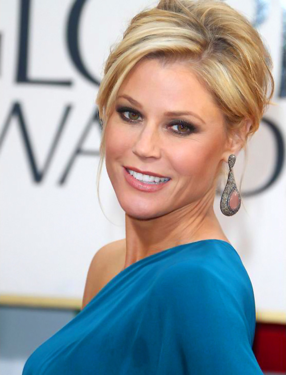 Julie Bowen_Golden Globes 2013